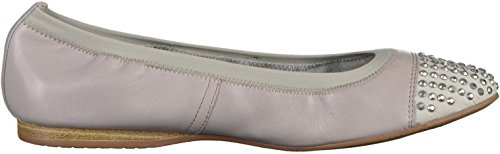 Tamaris Ladies 22129 Closed Ballerinas Cloud
