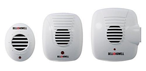 Bell Howell Ultrasonic Pest Repeller Home Kit (Pack of 6) by Bell Howell