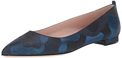SJP by Sarah Jessica Parker Women's Story Pointed Toe Flat Ballet