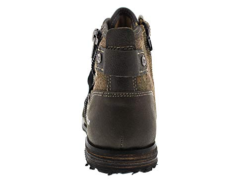 15458 Bottes Yellow Moss Cab Industrial 0avt4wvq