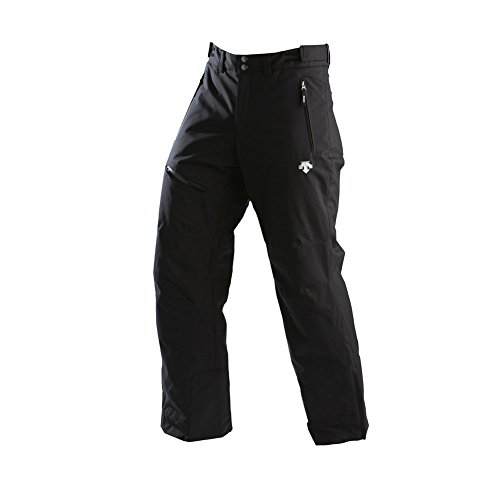 Descente Stock Pant Short Black Men's 34 ()