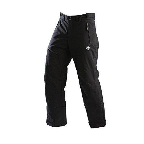 Descente Stock Pant Short Black Men's 34 Short Descente Black Shorts