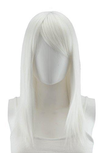人気提案 Epic Cosplay Theia Epic Classic White Inches Long Straight Wig Cosplay 20 Inches (10CW) [並行輸入品] B07N4N7NYC, てんこ盛り!:75b8f63f --- a0267596.xsph.ru