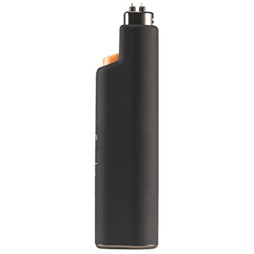 Power Practical Sparkr Flip Electric Lighter, Rechargeable Flameless Plasma Arc Lighter