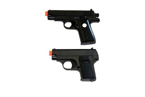 GALAXY G1 & G2 Airsoft Metal Spring Pistol Combo pack For Sale