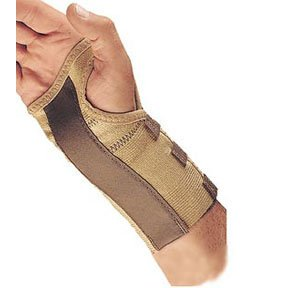 WRIST BRACE WITH SPLINT #4039 LGE-LEFT