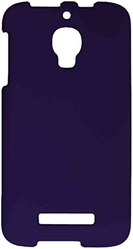 Cell Armor Snap-on Case Cover Alcatel One Touch Fierce (Fluorescent Extra Dark P