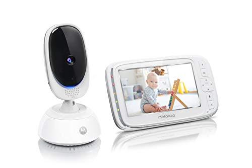 Motorola Comfort 75 Video Baby and Home Monitor, 5