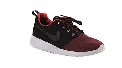Nike Roshe Un Premio Delle Scarpe Da Tennis Di Notte Marrone / Grigio Nero-lupo
