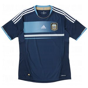Argentina National Soccer Supporter Jersey by adidas New With Tags (X-Large)