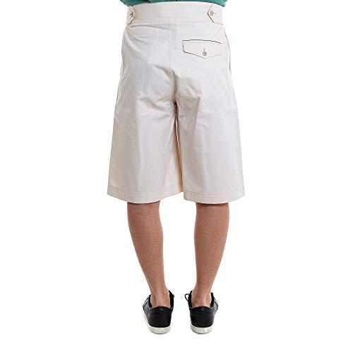 Uomo Cotone Shorts Oamc Bianco I025584cj00 8T7Aaqn