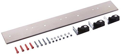 - Mustee 65.600 Mop Service Basin Mop Hanger, Stainless Steel