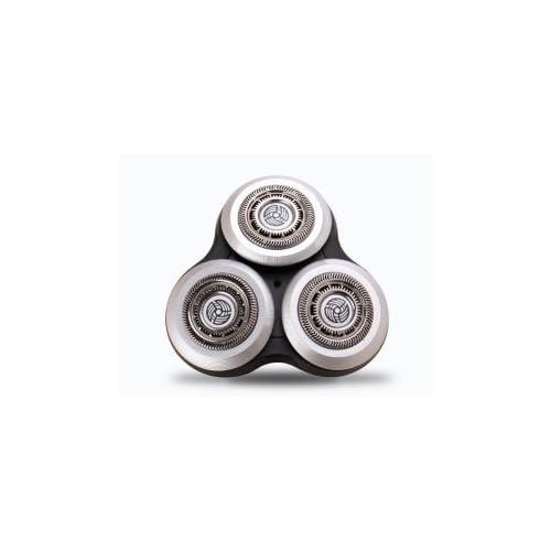 Oral-Q tête de rasoir pour philips norelco remplacement unité rq12 + arcitec rasoir trois voies pour la série 8000 (sensotouch 3d) 1250x 1260x 1280x 1290x (1pc)