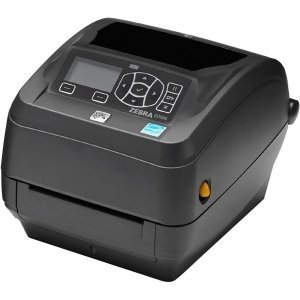 128 Mb Print (Zebra ZD500 Direct Thermal/Thermal Transfer Printer - Monochrome - Desktop - Label Print - 4.09