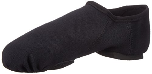 Eos Black Jazz Capezio Womens Shoe Womens Capezio Canvas ZwURpqt