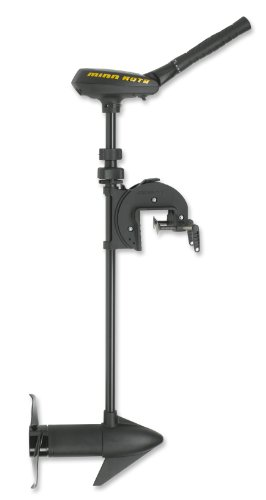 Transom Mount Electric Outboard Motor 12V Shaft 36 inches ()