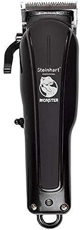Steinhart Professional Monster Clipper Black- Máquina Cortapelo Batería