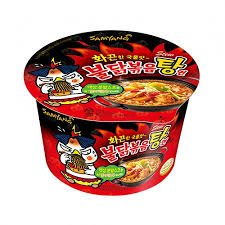 Samyang spicy noodle stew type big bowl 120g x2 cups - Big Bowl Noodles