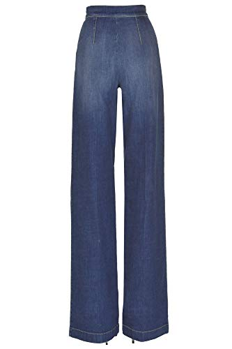 Algodon Elisabetta Ezgl026034 Jeans Azul Mujer Franchi IqCHnqpwxU