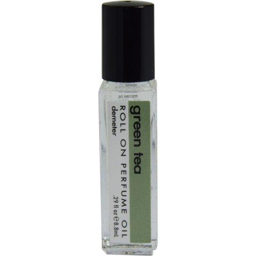 Demeter Roll On Perfume Oil, Green Tea, 0.29 Ounce