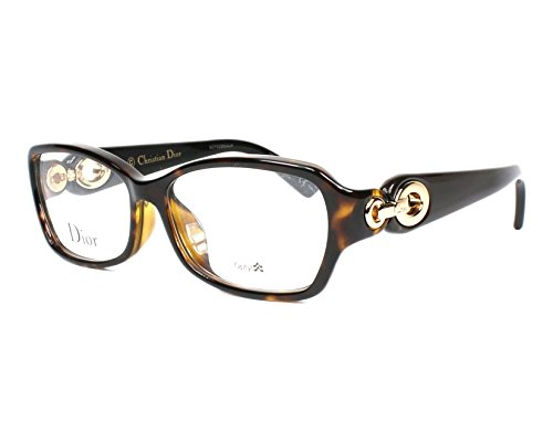 Christian Dior CD 3274/F Havana Brown Black Eyeglass - Christian Eyeglasses Dior Cd Frame