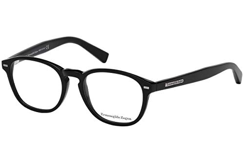 Ermenegildo Zegna EZ5057 - 001 Eyeglass Frame shiny for sale  Delivered anywhere in USA