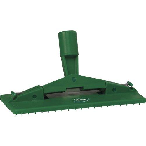 Scrub Pad Holder, Green, 9″L