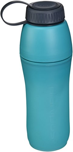 Platypus Meta Collapsible Water Bottle for Camping and Hiking