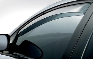 2 opinioni per Set di 2 deflettori aria frangivento Peugeot 206 Hatchback 1998 2010 3 Porte *