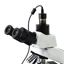 MABELSTAR SCMOS High-Speed USB2.0 3.0M Stereo Microscope Eyepiece Camera with Advanced Video & Image Processing Application