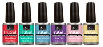 EzFlow TruGel LED / UV Gel Polish - Ringleader Collection - All 6 - Gel Ezflow