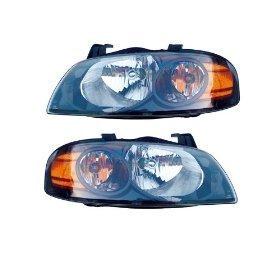 Nissan Sentra SPEC-V Headlights OE Style Replacment Headlamps Pair (Nissan Spec)