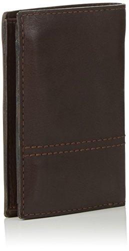 Marc OPolo Herren Combi Wallet Geldbörsen Braun (Dark Brown 790) J0M0UaqM