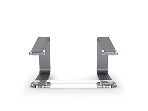 Griffin Elevator Stand for Laptops - Space Grey