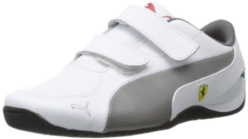 PUMA Drift Cat 5 Leather Ferrari V Sneaker (Toddler Little Kid Big Kid) -  Buy Online in Oman.  913603c99