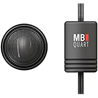 MB Quart DT1-25 Discus Tweeters with Crossover, 1-Inch, Set of 2