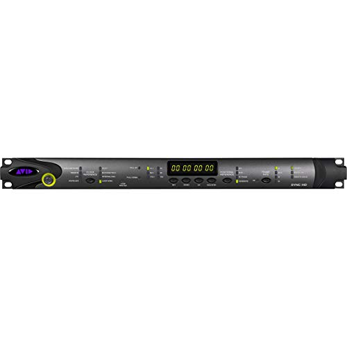 Avid Sync HD - Sample-Accurate Master Word Clock for Pro Tools HD ()