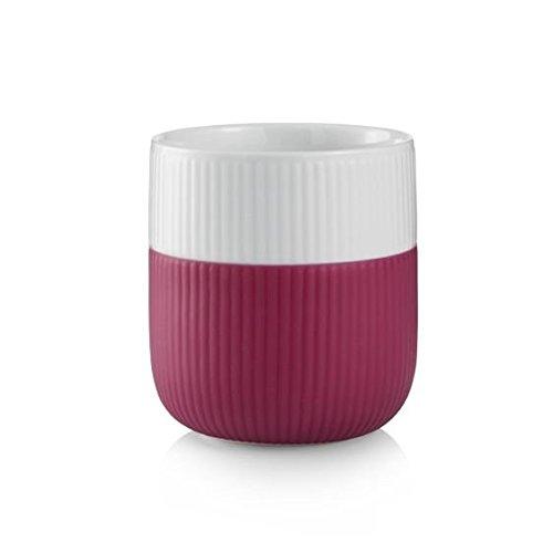 Royal Copenhagen Contrast Mug Raspberry 11 Oz