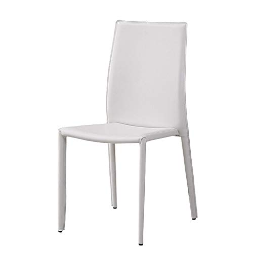 Chair HUIQI Dining Chair Stool Stackable Dining Table And Chairs Restaurant Hotel All-inclusive Leather Chair Reception Chair Conference Room Chair Modern Adult Back Metal Chair Dining Chair Multifunc