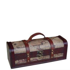 Bella Vita - WBox1 Nautical - Wood Wine Box