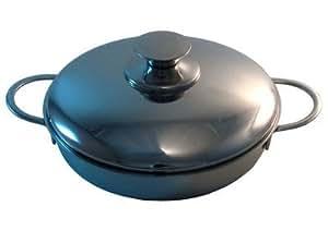 Gourmet Village Brie Baker - Stainless steel: Amazon.ca ...
