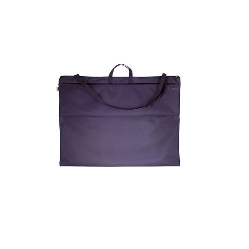Tran 24-Inch by 36-Inch Black Sidekick Portfolio by Tran