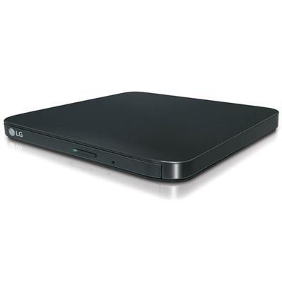 LG SP80NB80 8x External DVD writer DVD±RW DL USB 2.0 Ultra Slim (Lg Ultra Slim)