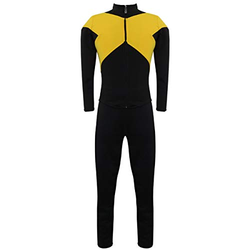X Men Superhero Team Uniform Phoenix Dark Cosplay Outfits, Halloween Shows Party Carnival Women