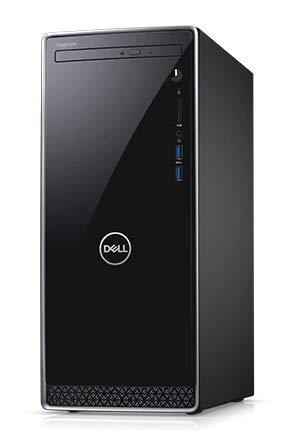 Latest_DELL Inspiron High Performance Desktop,8th Generation Intel Core i5-8400 Processor,12GB RAM,1TB Hard Drive,DVD R/W,WiFi+Bluetooth, HDMI, Windows 10