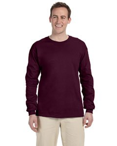 Gildan Ultra Cotton 6 Oz. Long-Sleeve T-Shirt (G240)- - Mens Fashion 2012
