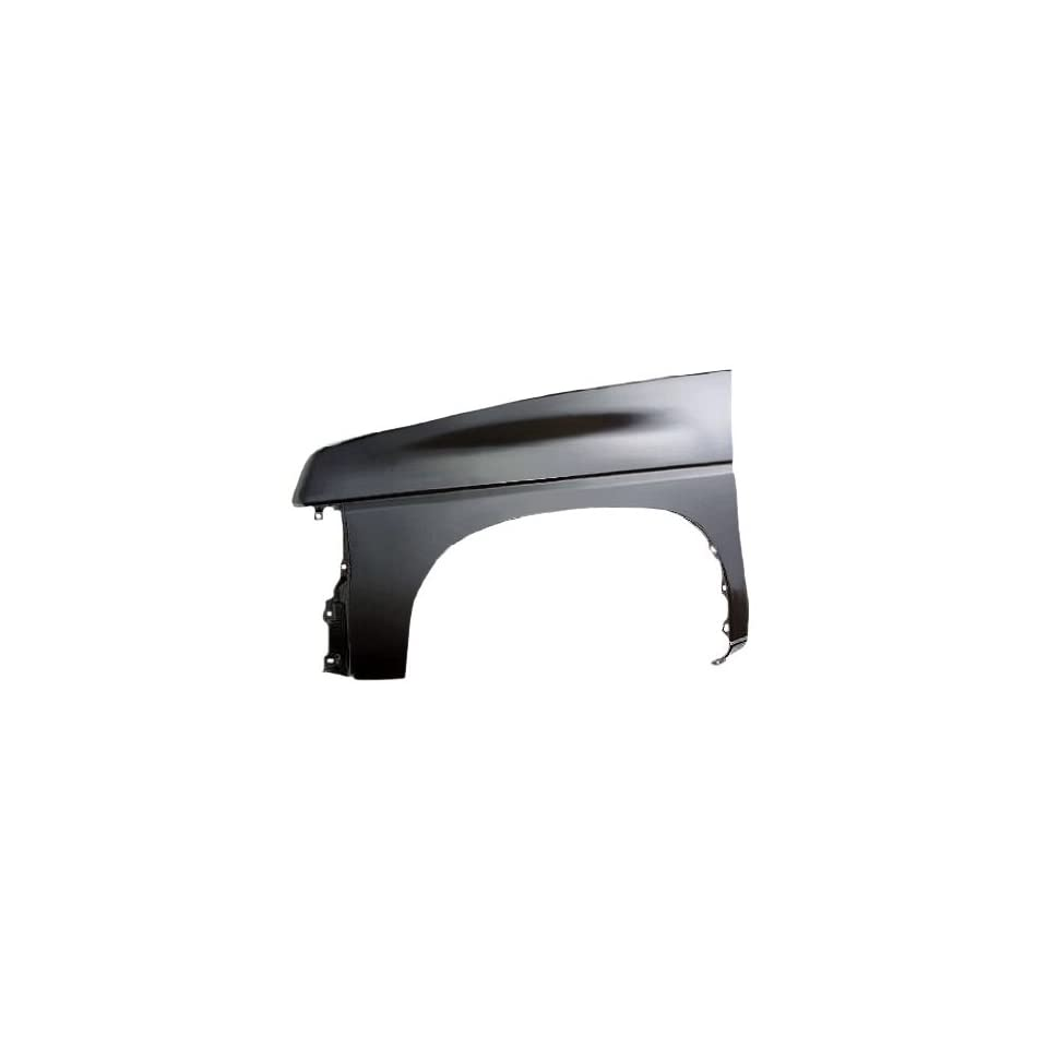 OE Replacement Nissan/Datsun Pickup Front Driver Side Fender Assembly (Partslink Number NI1240118)