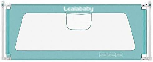 幼児用ベッドレール、ベッドのすべての種類に適して安全グリーン5つのサイズのポータブルおよび定常ベッドガード赤ちゃんの安全のベッド、補強アンカーベッドアシスト付きエクストラロング、 (Size : 150cm)