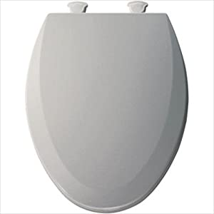 Bemis 1500EC062 Molded Wood Elongated Toilet Seat With Easy Clean ...