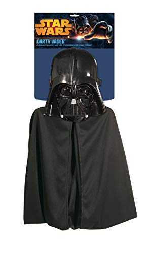 (Rubies Star Wars Darth Vader Cape and Mask)